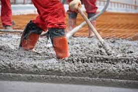 material de construção concreto