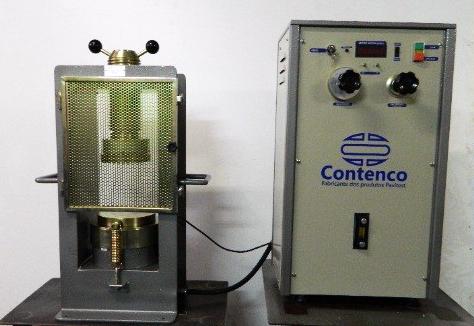 prensa eletro hidráulica contenco