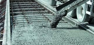 construção civil - concreto bombeável